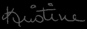 kristine-signature